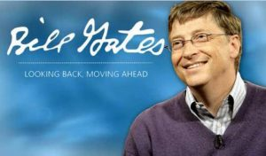 Bill Gates con Yuplace
