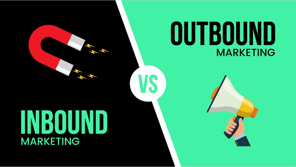 Diferencias entre Inbound Marketing vs Outbound Marketing.